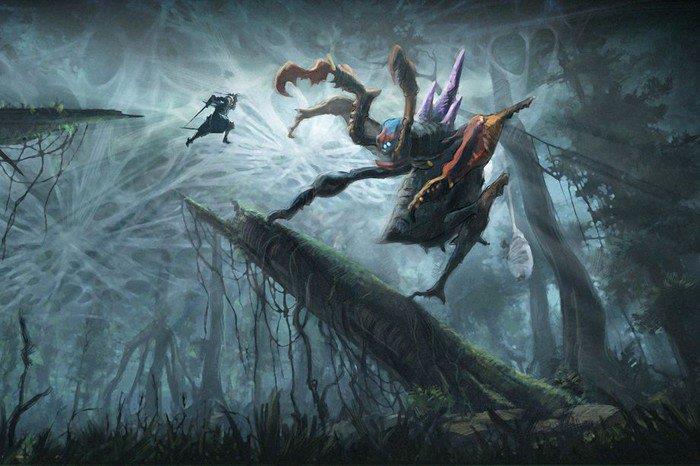 Monster Hunter immagine anime