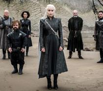Game of Thrones 7: una scena dall'episodio Spoglie di Guerra