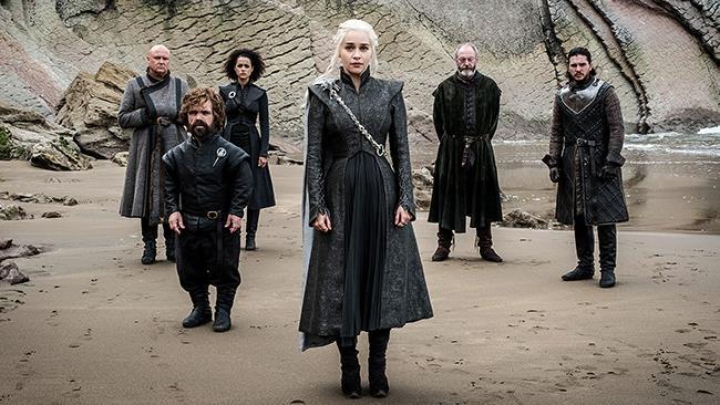 Game of Thrones 7: una scena dall'episodio Spoglie di Guerra