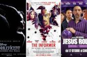 I poster di Maleficent - Signora del male, The Informer, Jesus Rolls - Quintana è tornato!