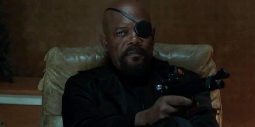 Nick Fury nel trailer di Spider-Man: Far From Home