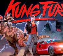 I protagonisti del primo Kung Fury