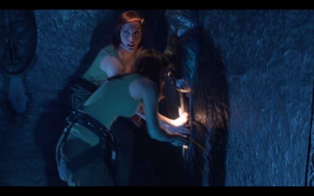 Le nostre Lara Croft alla ricerca della chiave per superare la Tomb Raider Escape Room