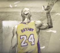 Un fotogramma del corto Dear Basketball