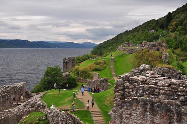 Lago di Loch Ness