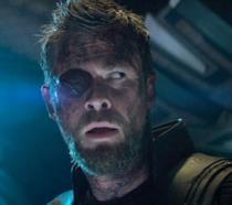 Thor privo di un occhio nel trailer di Infinity War