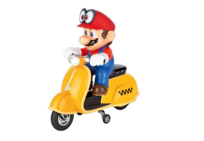 Mario e i suoi amici diventano radiocomandati (e volano): la nuova