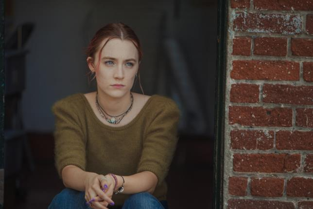 Saoirse Ronan nei panni di Christine