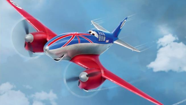 Planes, spin-off di Cars
