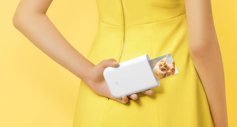 Immagine promozionale di Mi Pocket Photo Printer