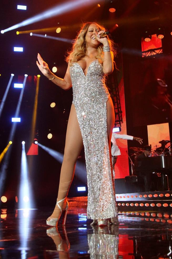 Mariah Carey in concerto