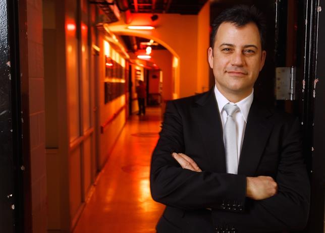 A condurre gli Oscar sarà Jimmy Kimmel