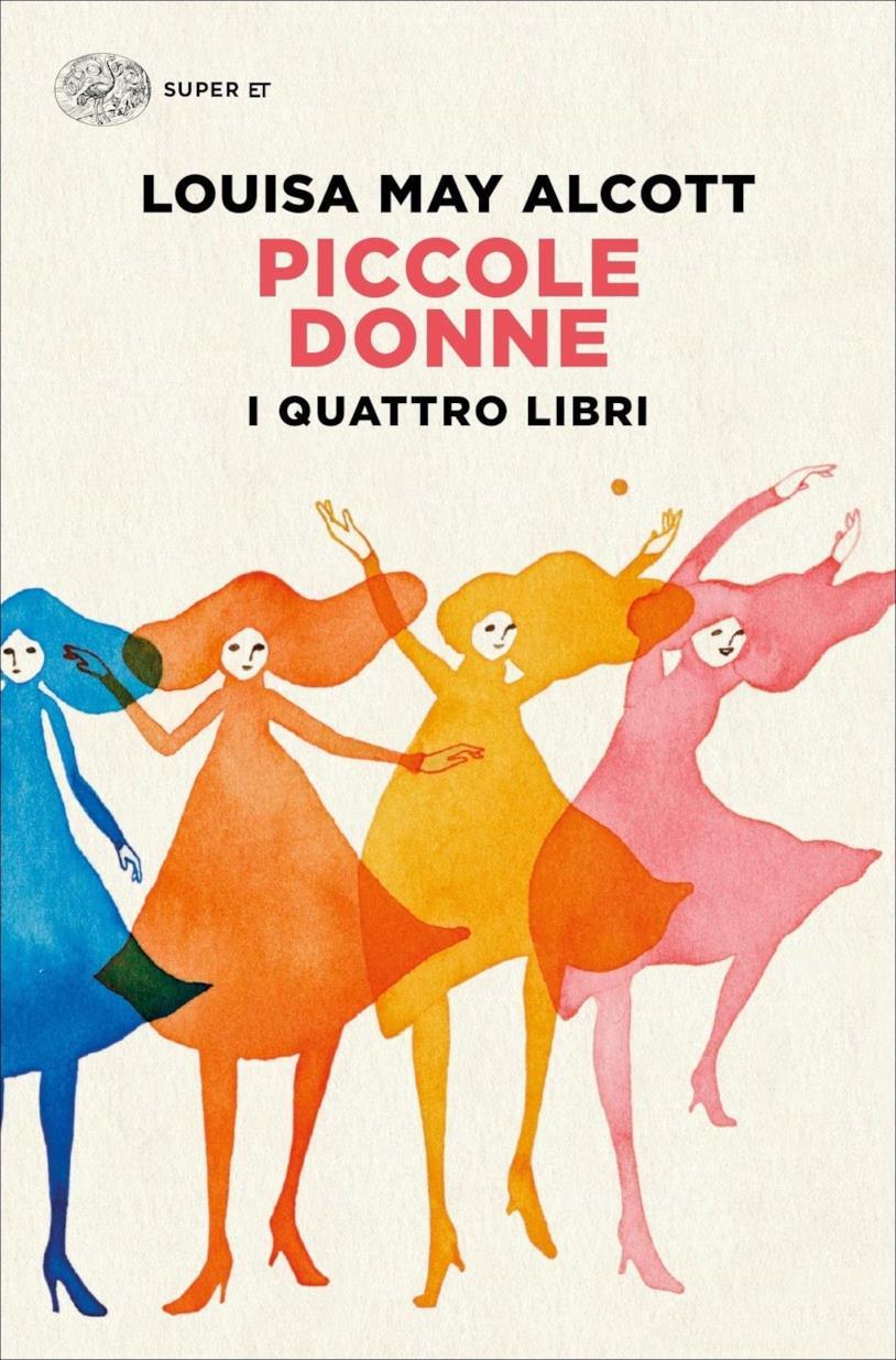 L'edizione Einaudi di Piccole Donne