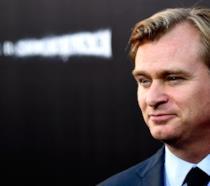 Christopher Nolan alla prima di Insterstellar