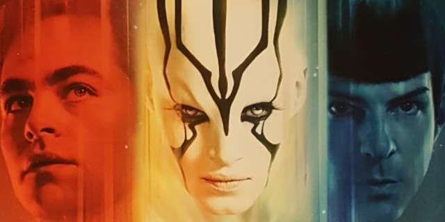 Un poster del film Star Trek Beyond