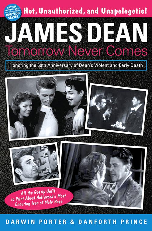 Il libro James Dean: Tomorrow Never Comes di Blood Moon Production