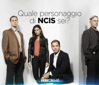 Quale personaggio di NCIS sei?