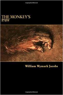 La zampa di scimmia, il racconto