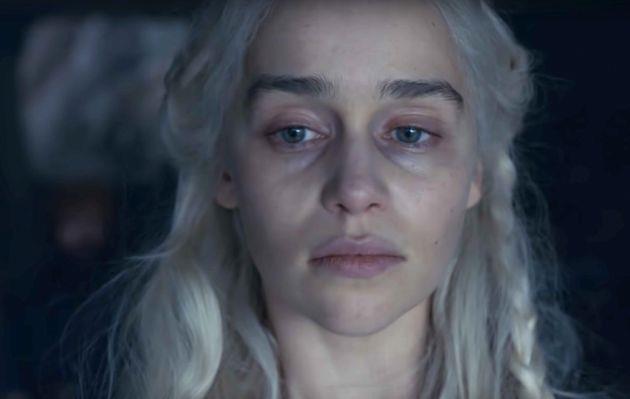 Game of Thrones 8x05, un'immagine di Daenerys