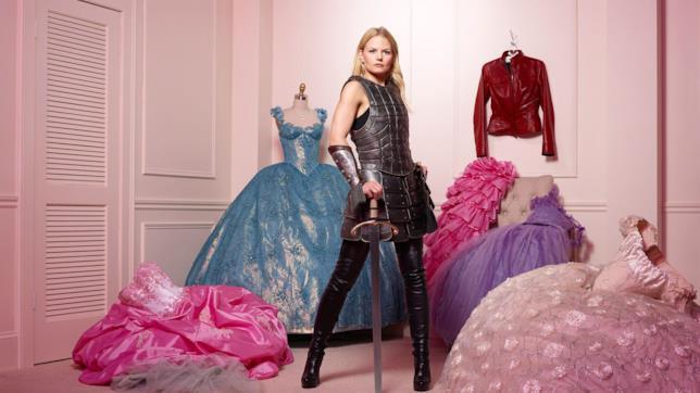 Jennifer Morrison è Emma Swan