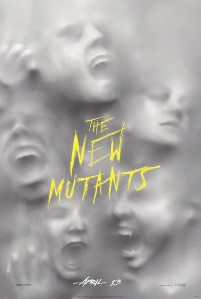 Josh Boon mette in mostra il primo teaser poster di New Mutants