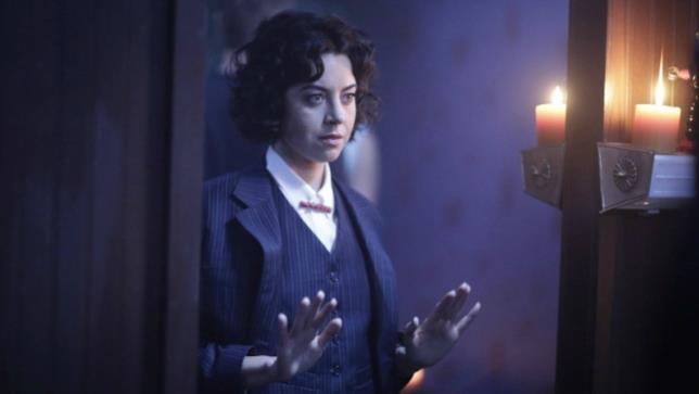 Aubrey Plaza è Lenny nel quinto episodio di Legion