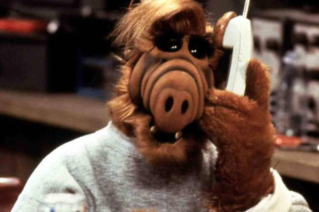 "Mihaly ""Michu"" Meszaros animava l'alieno Alf"