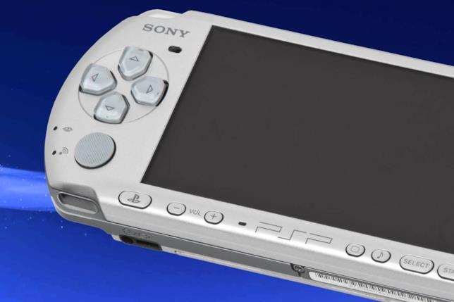 Immagine promozionale di PSP