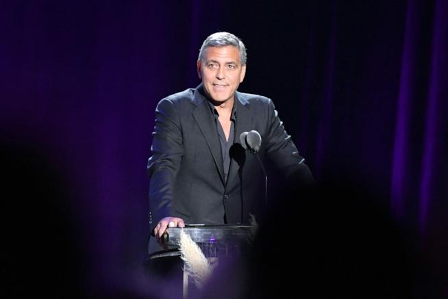 Il fascino di Clooney