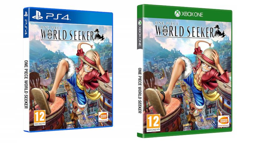 One Piece World Seeker per PS4 e Xbox One