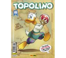 Settimanale Topolino: numero speciale 85 anni Paperino