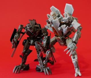 Le nuove action figure dei Transformers di Hasbro