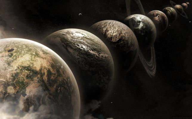 Possibili Terre parallele, potenzialmente infinite