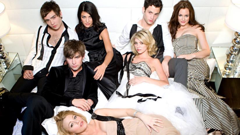 Guardaroba Di Gossip Girl.Speciale Gossip Girl Tutto Sulla Serie Tv