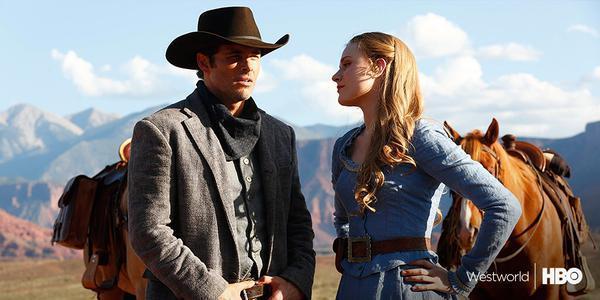 La serie Westworld