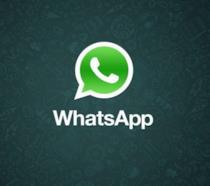 L'icona della app WhatsApp