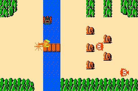 Il primo The Legend of Zelda