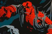 Hellboy disegnato da Mike Mignola per Dark Horse Comics