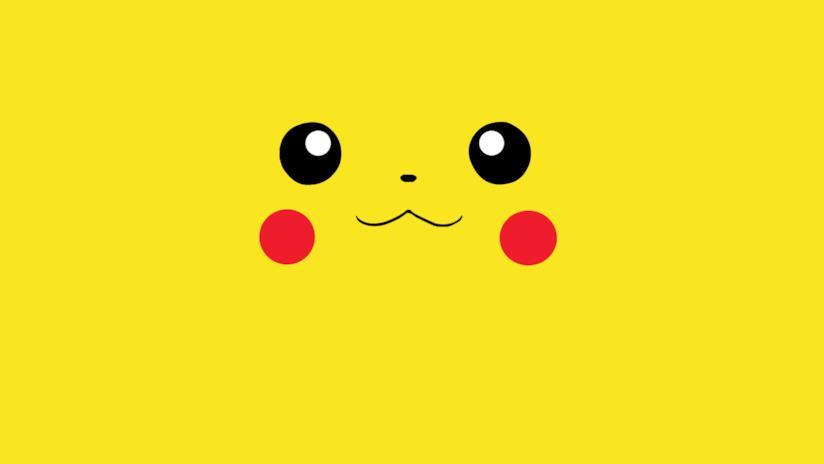 L'inconfondibile faccione giallo di Pikachu