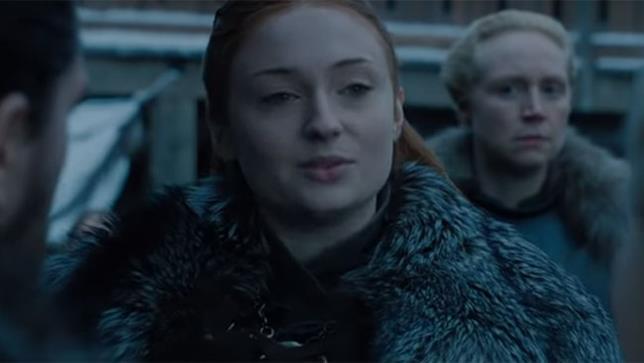 Game of Thrones 8: Sansa e Brienne