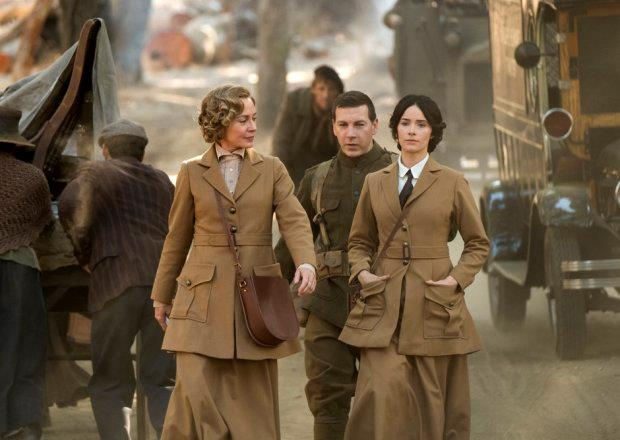 Timeless 2: il primo episodio sulla Prima Guerra Mondiale