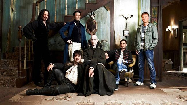 Il cast del film What We Do in the Shadows