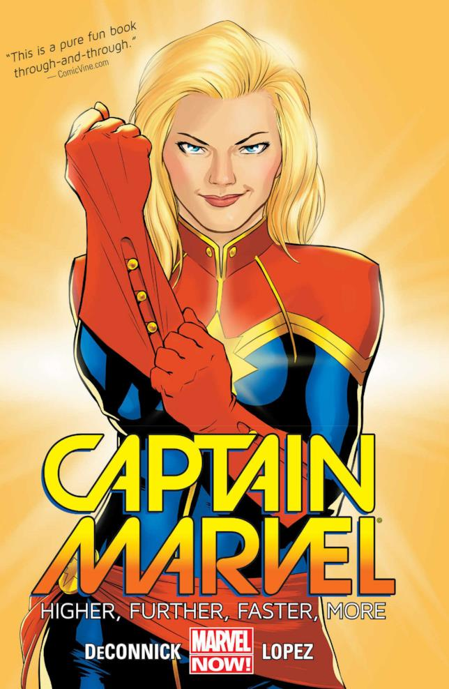 Captain Marvel di