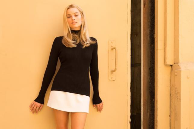 Margot Robbie in C'era una volta a...Hollywood
