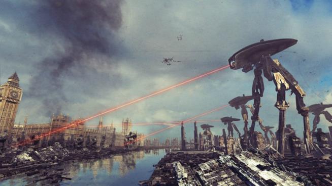 La guerra dei mondi arriva in TV con una serie prodotta da FOX