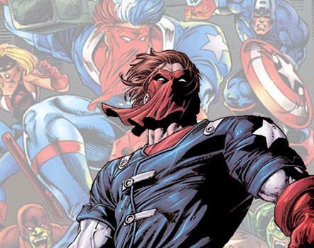 Il personaggio Marvel, Jack Flag