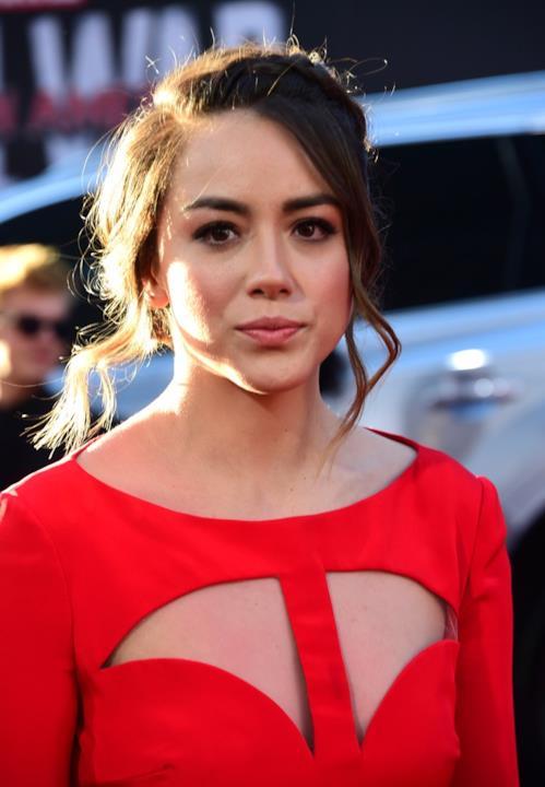 Chloe Bennet alla premiere di Captain America: Civil War