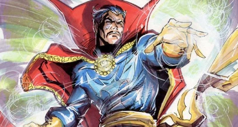 Doctor Strange, il signore delle arti magiche