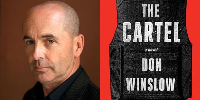 Lo scrittore Don Wislow