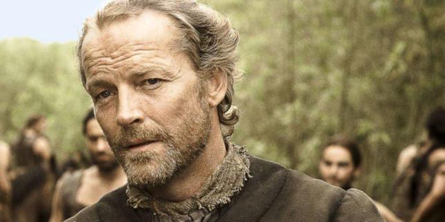 Iain Glenn in Game of Thrones